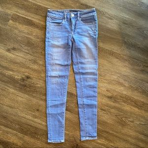 American Eagle Skinny Jeans Size 2
